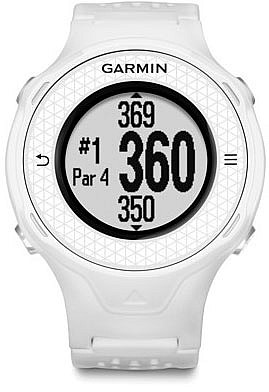 Garmin Approach S4 White Lifetime s GPS
