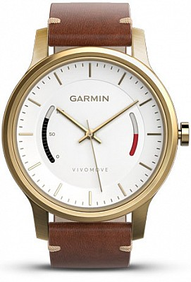 Garmin vívomove Premium Stainless Steel