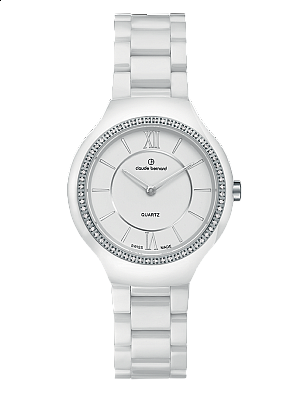 Claude Bernard Dress Code 20208 BA B Lady Slim Line