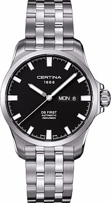 Certina DS First C014.407.11.051.00 Day-Date Automatic