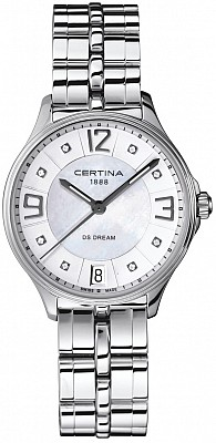 Certina DS Dream C021.210.11.116.00 Lady