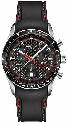 Certina DS-2 C024.447.17.051.10 Chrono 1/100 Sec Precidrive Limited Edition