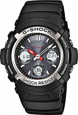 Casio G-Shock AWG-M100-1AER Radio Controlled