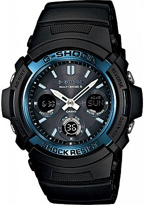Casio G-Shock AWG-M100A-1AER Radio Controlled