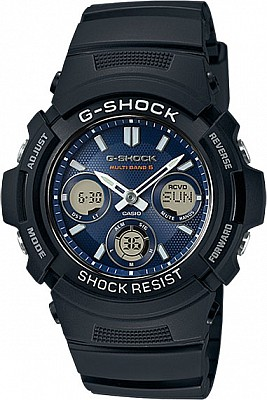 Casio G-Shock AWG-M100SB-2AER Radio Controlled