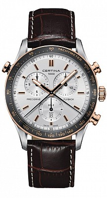 Certina DS-2 C024.618.26.031.00 Chrono Precidrive Flyback