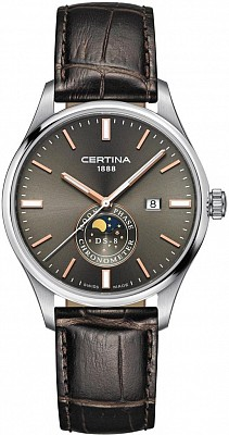Certina DS-8 C033.457.16.081.00 Moon Phase