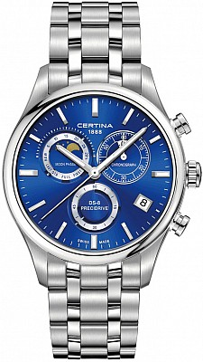 Certina DS-8 C033.450.11.041.00 Moon Phase
