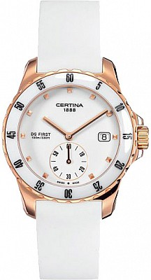 Certina DS First C014.235.37.011.00 Lady ceramic