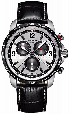 Certina DS Podium C001.647.16.037.00 Big Size Chrono 1/100 Precidrive