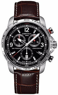 Certina DS Podium C001.647.16.057.00 Big Size Chrono 1/100 Precidrive