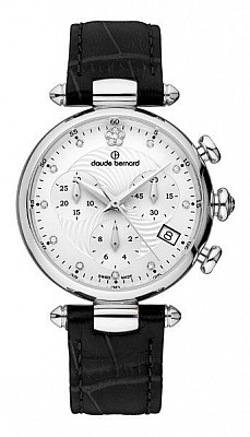 Claude Bernard Dress Code 10215 3 APN2 Lady Chronograph