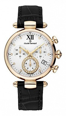 Claude Bernard Dress Code 10215 37R APR1 Lady Chronograph
