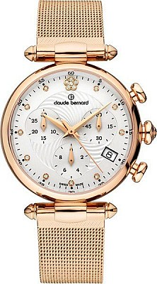 Claude Bernard Dress Code 10216 37R APR2 Lady Chronograph
