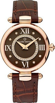 Claude Bernard Dress Code 20501 37R BRPR1 Quartz