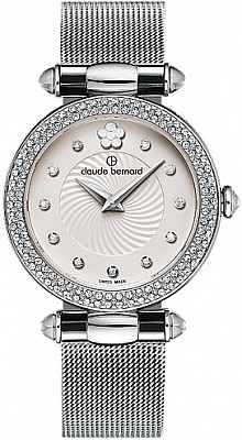 Claude Bernard Dress Code 20504 3PM APN Quartz