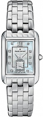 Claude Bernard Dress Code 25003 3M NAPN Small Second