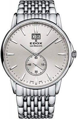 Edox Les Bémonts 64012 3M AIN Day Date