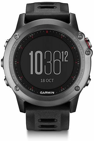 Garmin Fenix 3 Gray s GPS