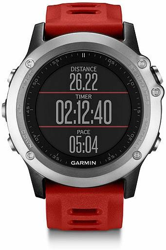 Garmin Fenix 3 Silver s GPS