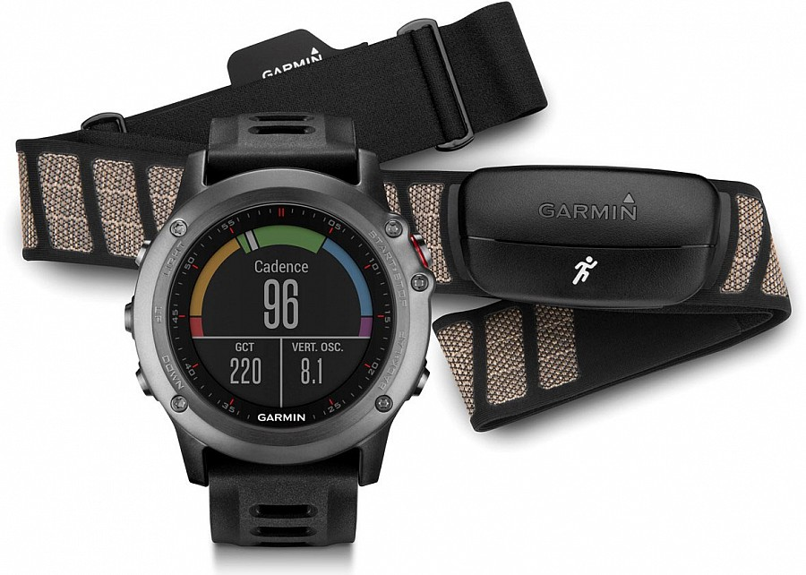 Garmin Fenix 3 Gray Performer s GPS