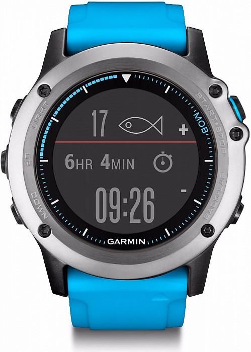 Garmin Quatix3 s GPS