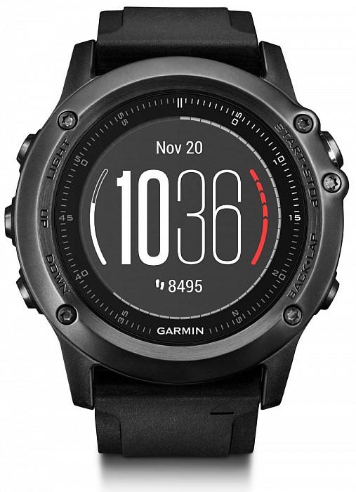 Garmin Fenix 3 Sapphire Gray s GPS