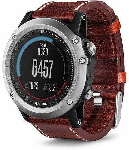 Garmin Fenix 3 Sapphire Silver s GPS