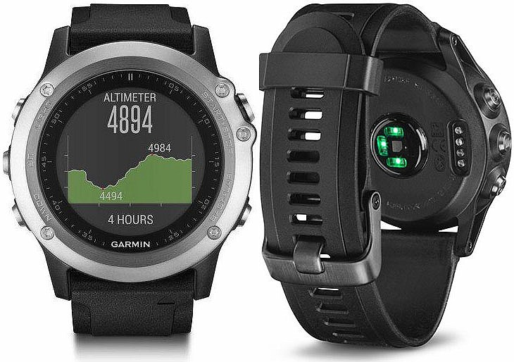 Garmin Fenix 3 Silver Optic s GPS