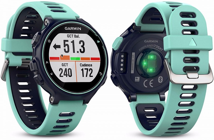Garmin Forerunner 735XT Blue Optic s GPS