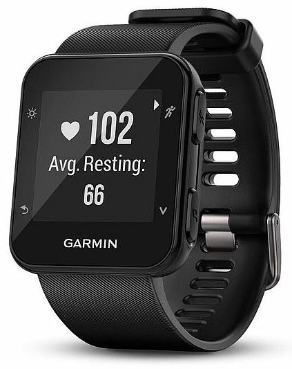 Garmin Forerunner 35 Optic Black s GPS