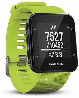 Garmin Forerunner 35 Optic Green s GPS