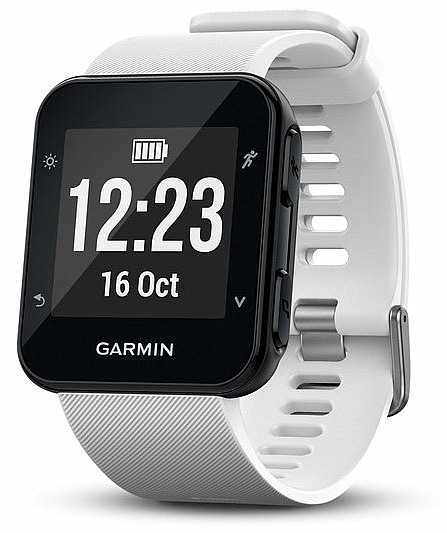 Garmin Forerunner 35 Optic White s GPS