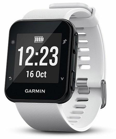 Garmin Forerunner 35 Optic White s GPS