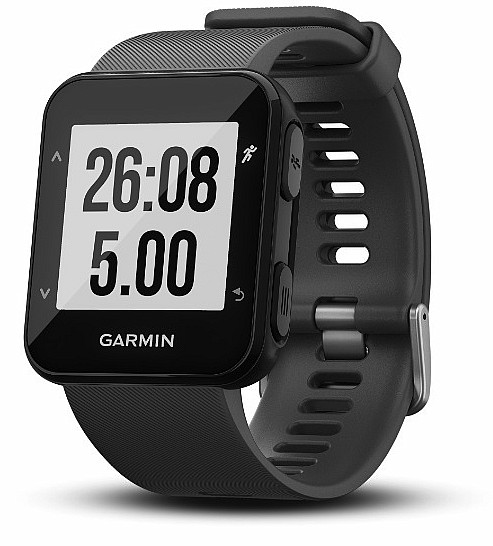 Garmin Forerunner 30 Gray Optic s GPS