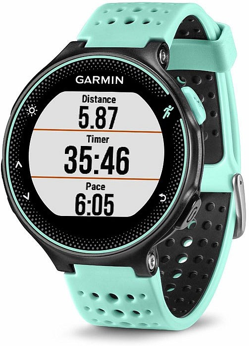 Garmin Forerunner 235 Optic Blue s GPS