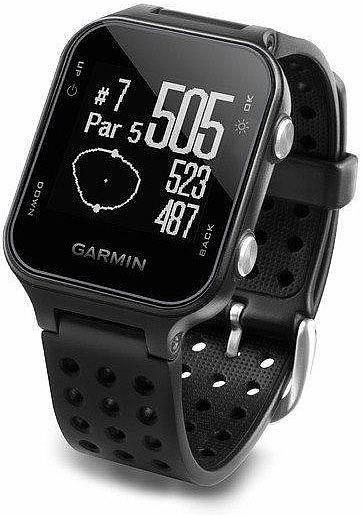 Garmin Approach S20 Black Lifetime s GPS