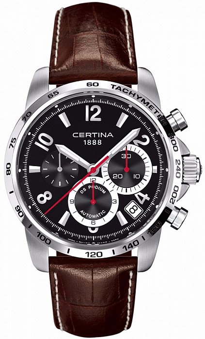 Certina DS Podium C001.614.16.057.00 Chrono Valgranges Automatic