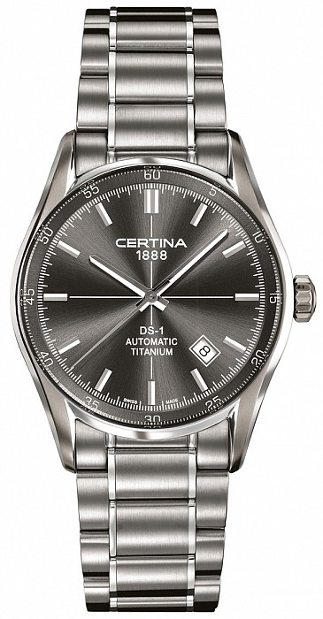 Certina DS-1 C006.407.44.081.00 Index Automatic