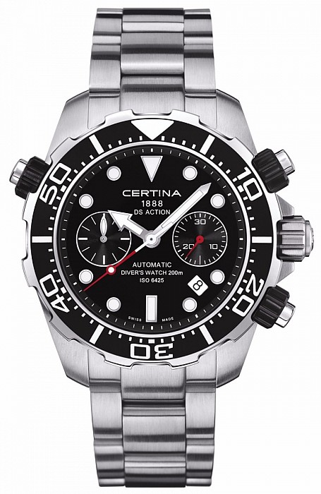 Certina DS Action C013.427.11.051.00 Diver's Watch Gent Automatic