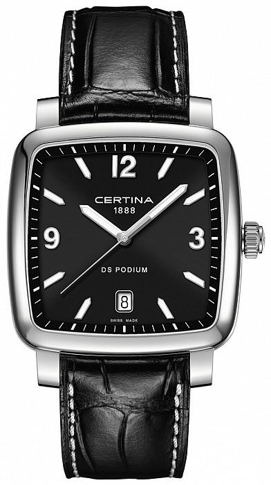 Certina DS Podium C025.510.16.057.00 Square
