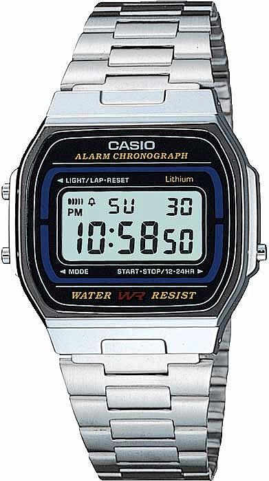 Casio Collection A164WA-1VES
