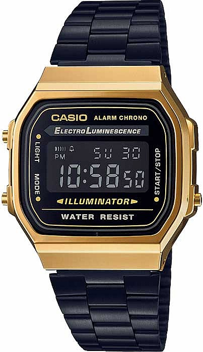 Casio Collection A168WEGB-1BEF