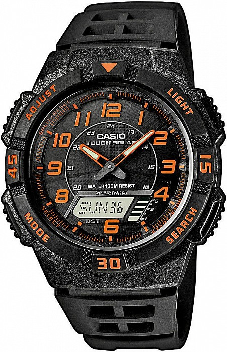 Casio Collection AQ-S800W-1B2VEF Solar