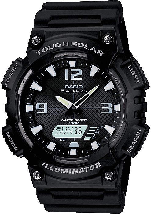Casio Collection AQ-S810W-1AVEF Solar