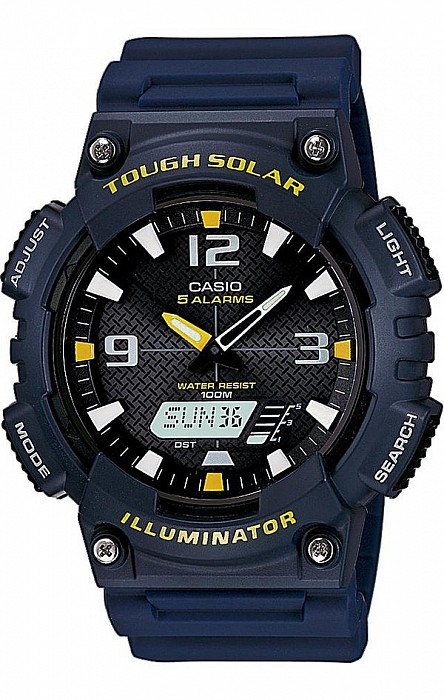 Casio Collection AQ-S810W-2AVEF Solar
