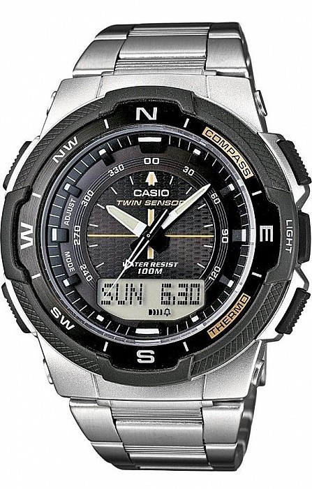 Casio Collection SGW-500HD-1BER