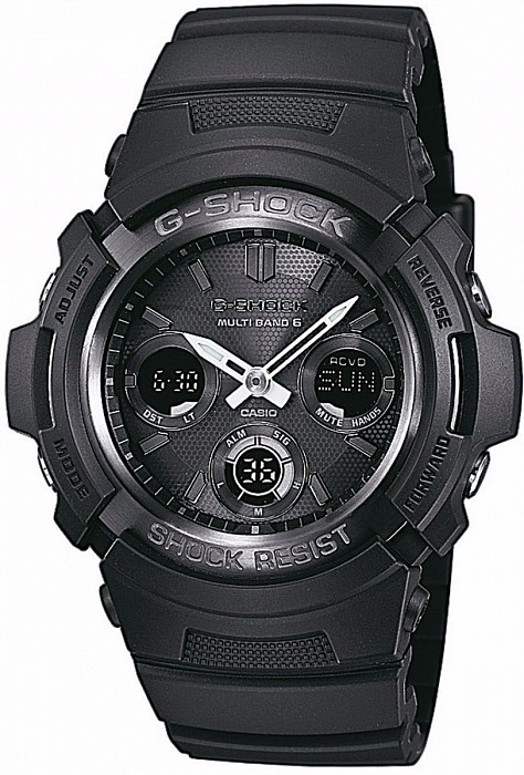 Casio G-Shock AWG-M100B-1AER Radio Controlled