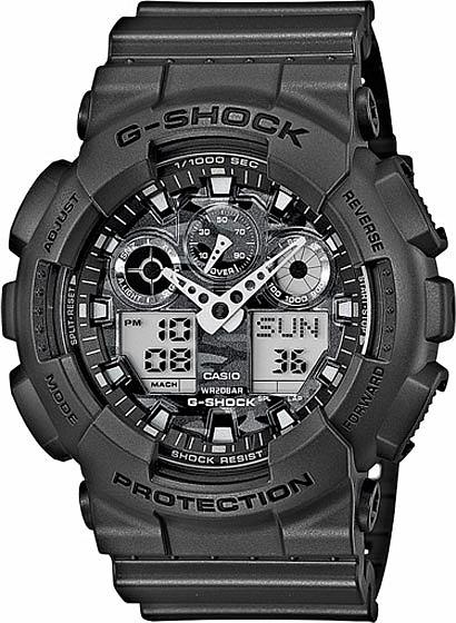 Casio G-Shock GA-100CF-8AER