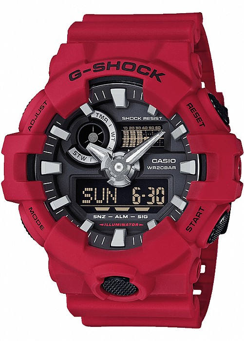 Casio G-Shock GA-700-4AER